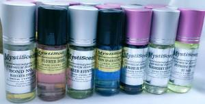MystiScents Luxury Perfume Oils