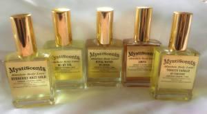 Mystiscents Fragrance oil sprays