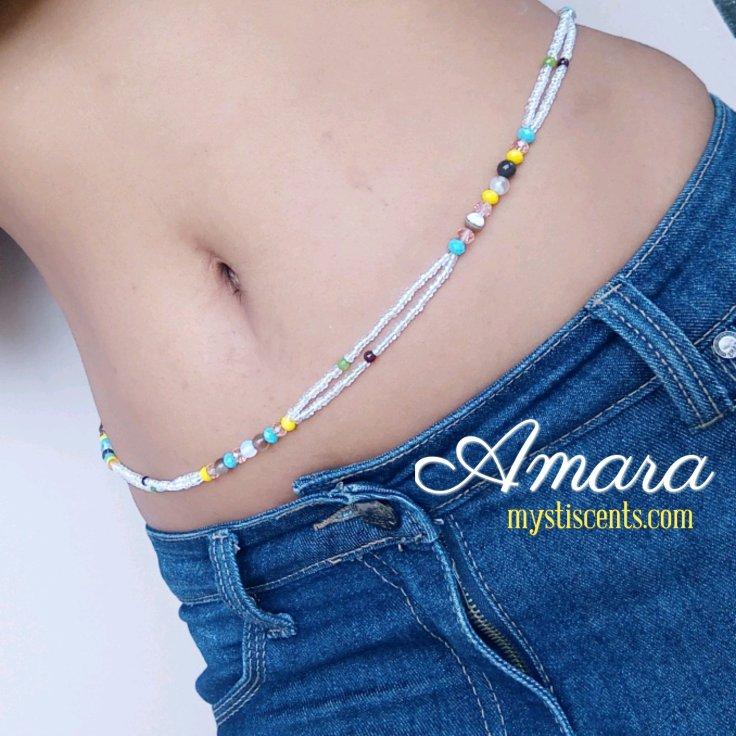 Amara Waist beads